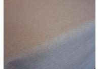 UBRUS NA STŮL 160x120cm - ŠEDOREŽNÝ
