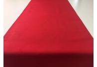 BĚHOUN - UBRUS 140×40 cm - ČERVENÝ SVĚTLEJŠÍ